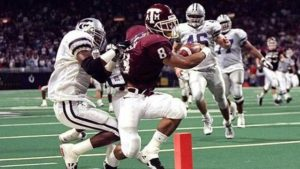 A&M and K-State played one heck of a game in 1998.